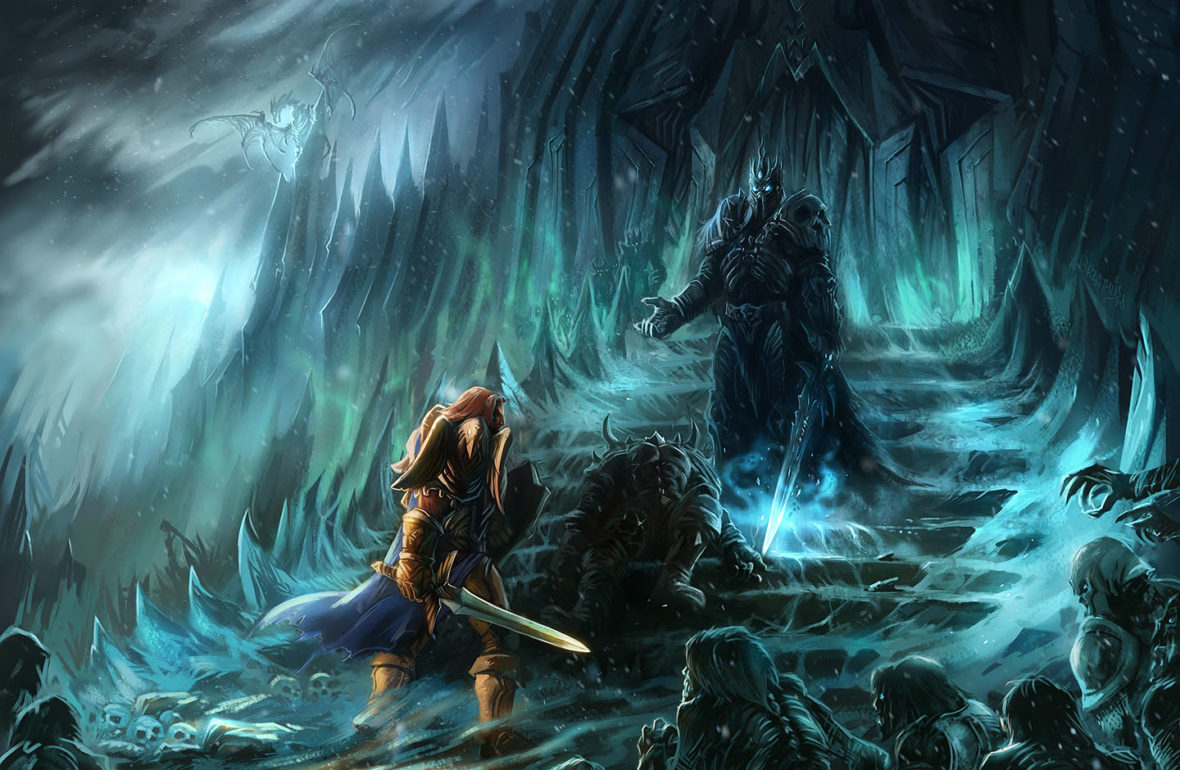 The Story Of Arthas Menethil Kalende
